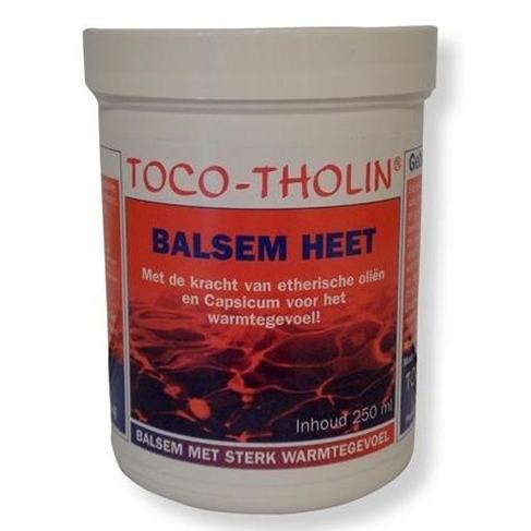 Toco tholin spierpijn