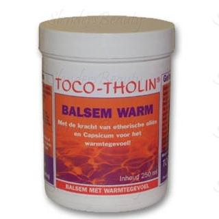 Toco tholin bijwerkingen